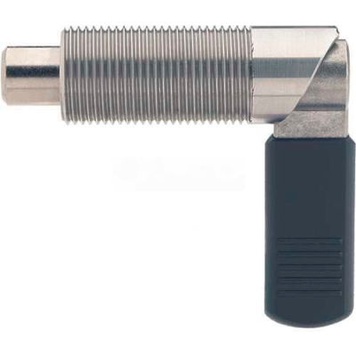 Cam Action Plunger w/ Sleeve Lock-Out SS 12.0x32.0N Pressure M16x1.5 Thread 10x10mm Pin