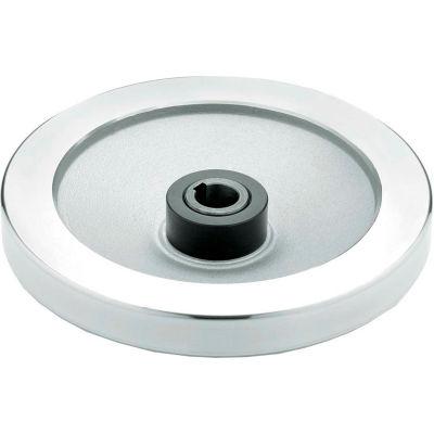 "JW Winco - 16KE55/AZI - Safety Clutch Handwheel-Fric. Bearing w/o Handle 6.30"" D-16mm Bore & Keyway"