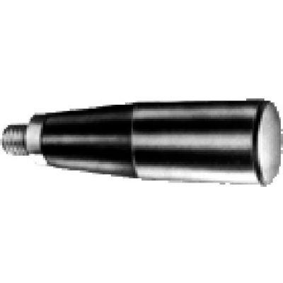 J.W. Winco MCG Phenolic Revolving Handle W/Threaded Spindle 28mm Diameter 92mm Length M10x1.5