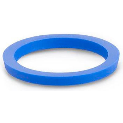 Hygenic Sealing Ring - 8mm - 12mm Upper Dia. - 12.8mm Lower Dia. - J.W. Winco 7600-12-8-2-HNBR-85
