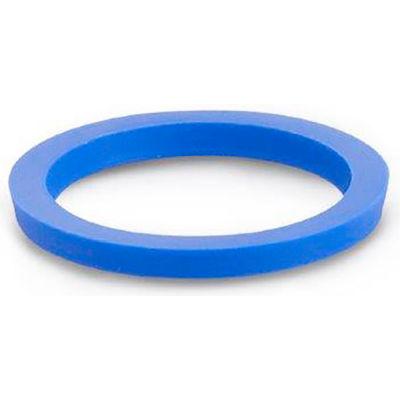 Hygenic Sealing Ring - 12mm - 16mm Upper Dia. - 16.8mm Lower Dia. - J.W. Winco 7600-16-12-2-HNBR-85