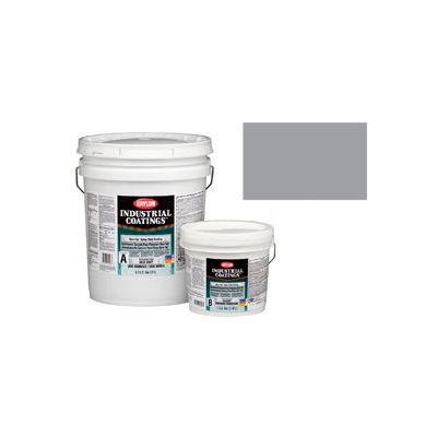 Krylon Industrial Dura-Top Epoxy Floor Coating Haze Gray Part A - K05400105-30 - Pkg Qty 2