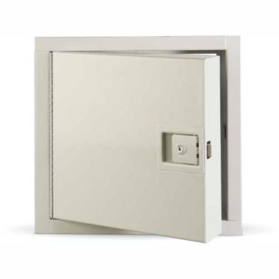 """Karp Inc. KRP-150FR Fire Rated Access Door For Wall/Ceil. -Paddle Handle S/S, 24""""Wx24""""H, KRPS2424PH"""