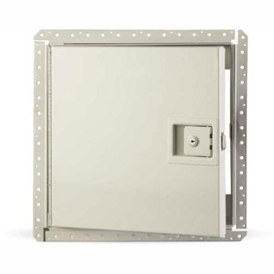 """Karp Inc. KRP-450FR Fire Rated Access Door for Drywall - Paddle Handle, 8""""Wx8""""H, NKRPPDW88PH"""