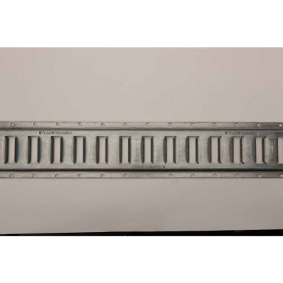 Kinedyne Series E Steel Horizontal Flanged Track 43001 - 10' Galvanized