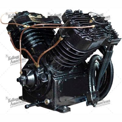 Kellogg Two-Stage 25HP Pump L800006