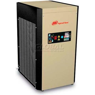 Ingersoll Rand D60IT, Non-Cycling High Temperature Refrigerated Air Dryer, 35 CFM, 1-Phase 115V