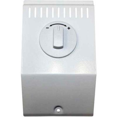 King Built-In Thermostat Kit BKT1BW, 22 Amp, Single Pole, White