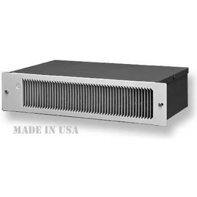 King Electric Multi-Watt Kickspace Heater KT2415-MW-W, 1500/1125W, 240/208V, White