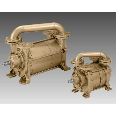 Dekker DV0141B-DB4 Liquid Ring Vacuum Pump, 140 ACFM, 10HP