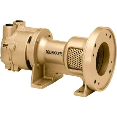 Dekker DV0200D-KA3 Liquid Ring Vacuum Pump, 200 ACFM, 15HP