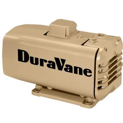 Dekker RVD004L-208-230/460V/3Ph/60Hz Oil Free Rotary Vane Vacuum Pump, 4.2 ACFM, 0.4HP