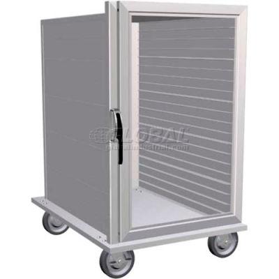"""Lockwood Half Size Storage Display Cabinet, 38""""H x 23""""W x 32""""D - CA37-ES20-CD"""