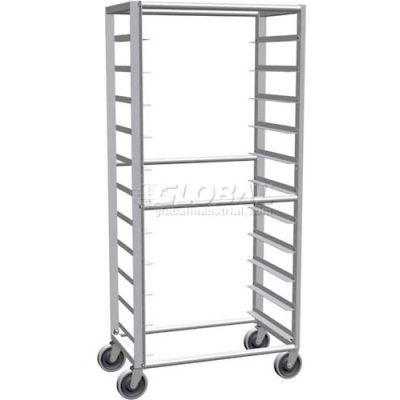 "Lockwood Side Load Econ Line Pan Rack, 70""H x 30""W x 19""D, 11 Pans - RA64-ER11ESL"