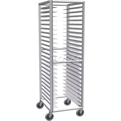 "Lockwood Pizza Rack, 70""H x 22""W x 27""D, 24 Pans - RA70-ER24-3"
