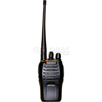 Blackbox™ Bantam® VHF, 16 Channel, 4 Watt Radio with Scan, Narrowband
