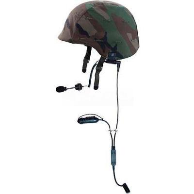 Squadcom™ Tactical Helmet Communications Kit - Motorola, Blackbox or HYT Radios