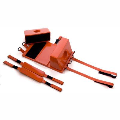 Kemp Head Immobilizer, Orange, 10-001-ORG