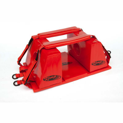 Kemp Head Immobilizer, Red, 10-001-RED