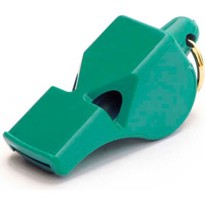 Kemp Bengal 60 Whistle, Green, 10-426-GRE
