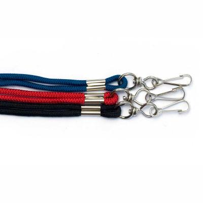 Kemp Whistle Rope Lanyard, Red, 10-429-RED