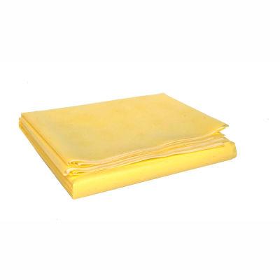 Kemp Emergency Blanket, Yellow, 10-602