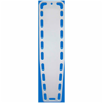 """Kemp 18"""" AB Spine Board, Red White, 10-993-WHI"""