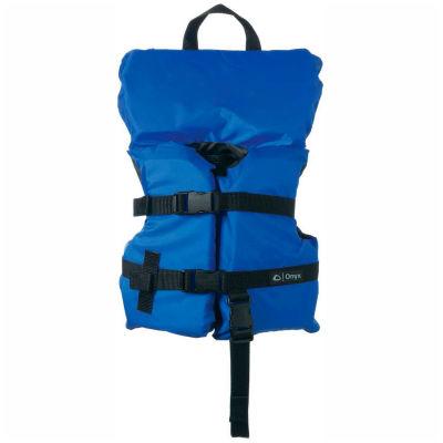 Kemp Infant Universal Life Vest, Royal Blue & Black, 20-002-INFANT-BLU