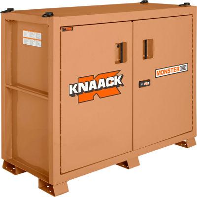 Knaack 1020 Monster Box™ Cabinet, 52 Cu. Ft., Steel, Tan