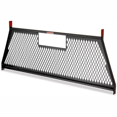 """Weather Guard PROTECT-A-RAIL® Truck Cab Protector, Black 71-1/2""""L x 27-1/2""""H - 1906-5-02"""