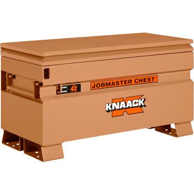 Knaack 42 Jobmaster® Chest, 9 Cu. Ft., Steel, Tan