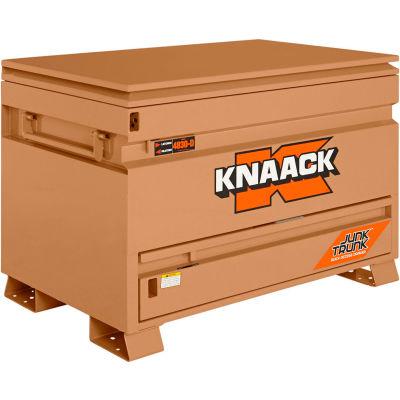 Knaack 4830-D Jobmaster® Chest w/ Junk Trunk™ Independent Locking Drawer, Steel, Tan