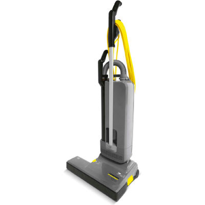 "Karcher CVU 46/1 Commercial HEPA Upright Vacuum, 18"" Cleaning Width"