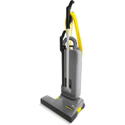 "Karcher CVU 46/1 Commercial HEPA Upright Vacuum, 18"" Cleaning Width"