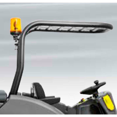 Karcher Protective Roof With Warning Beacon - 2.640-897.0