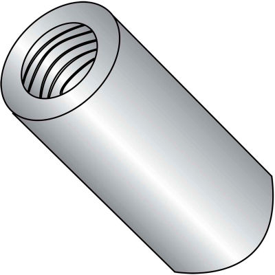 4-40x1 One Quarter Round Standoff Aluminum, Pkg of 1000