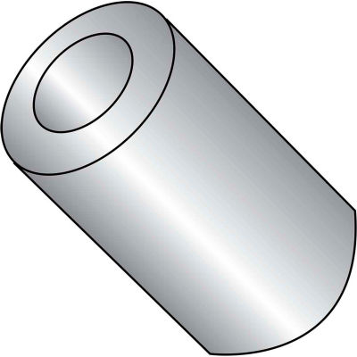 #10 x 15/16 One Half Round Spacer Stainless Steel - Pkg of 100