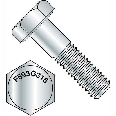 5/8-11X3  Hex Cap Screw 3 16 Stainless Steel, Pkg of 25