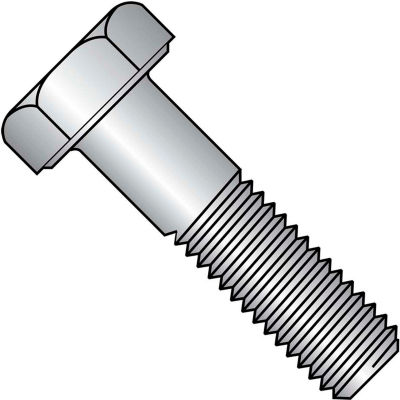 1/4-20 x 1 MS35307, Military Hex Head Cap Screw Coarse Thread Stainless Steel - DFAR - Pkg of 500