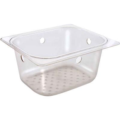 Krowne 30-160 - Plastic Perforated Basket for Dump Sinks