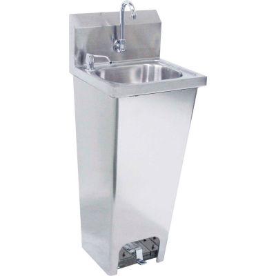 Krowne® HS-14 Pedestal Hand Sink