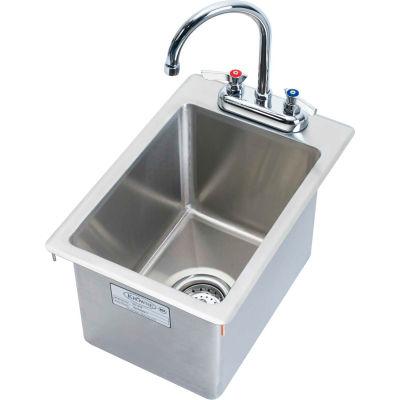 "Krowne® HS-1419 Drop-In Hand Sink 12"" x 18"""