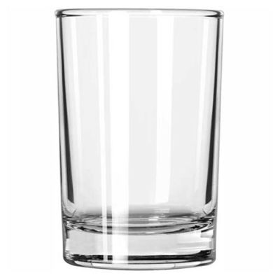 Libbey Glass 149 - Water Glass, 5.5 Oz., Heavy Base, 72 Pack