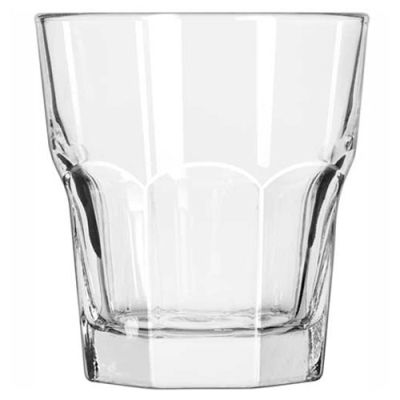 Libbey Glass 15232 - Rock Glass 10 Oz., Gibraltar, 36 Pack