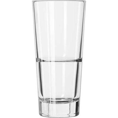 Libbey Glass 15714 - Glass 14 Oz., Endeavor Beverage, 12 Pack