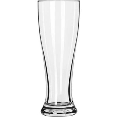 Libbey Glass 1604 - Pilsner Glass,  16 Oz., 24 Pack