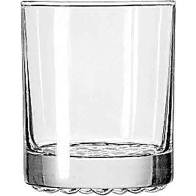 Libbey Glass 23286 - Glass Nob Hill Old Fashioned 7.75 Oz., 48 Pack