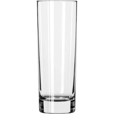 Libbey Glass 2518 - Chicago Hi-Ball Glass 10.5 Oz., 12 Pack