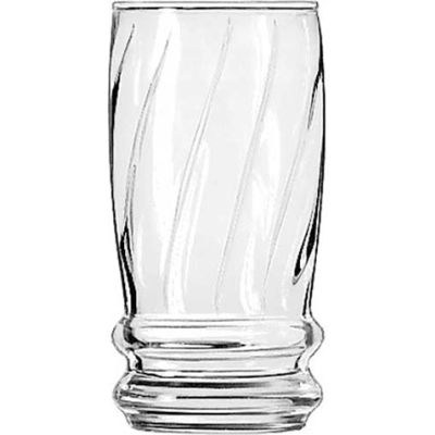 Libbey Glass 29411HT - Beverage Glass Cascade 12 Oz., 24 Pack