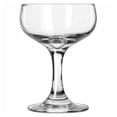 Libbey Glass 3773 - Glass Champagne 5.5 Oz., Embassy, 36 Pack